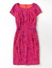 Boden Short Sleeve Dresses for Women with Cap Sleeve