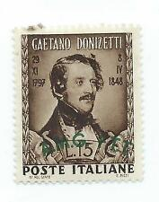 Mint Hinged Single Italian Stamps