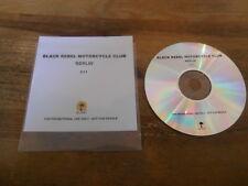 CD Indie Black Rebel Motorcycle Club - Berlin (1 Song) Promo ISLAND