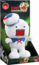 "GHOSTBUSTERS DOMO STAY PUFT BOY 9"" TALKING PLUSH BNIB GREAT GIFT"