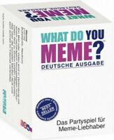 What Do You Meme? Deutsche Ausgabe (Spiel) NEU