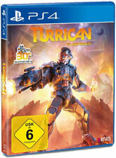 Turrican Flashback - PS4 / PlayStation 4 - Neu & OVP