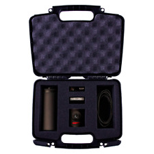CASEMATIX Protective Hard Camera Case With Customizable Foam to Carry Mevo
