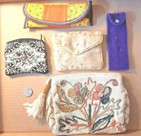 NICE TWO Women/'s CLUTCH WALLETS//Coin Purses by Chateau