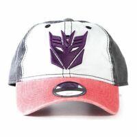 Hasbro Transformers Decepticons Réglable Cap Unisexe Multicolore (BA548683HSB)