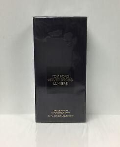 Tom Ford | VELVET ORCHID LUMIERE | Eau De Parfum Spray | 1.7 Oz | Sealed/NIB!