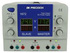 Bk Precision 1672 Triple Output 2 32v3a 15v3a Dc Power Supply