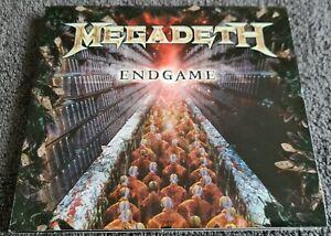 Megadeth - Endgame (2019 CD Remaster With Bonus Track) - LIKE NEW