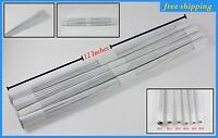 "100 lines White flower wire floral stem wrap tape 12"" 20 22 24 26 28 30 Gauge FS"