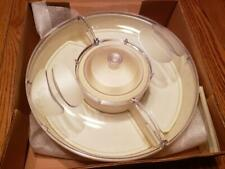 NEW Pampered Chef Chillzanne Sectional Server-Item #2791