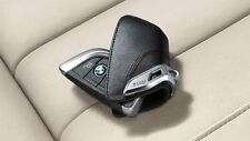 BMW Genuine Key Holder Fob Leather Case/Cover Luxury Black F15 X5 82292344033