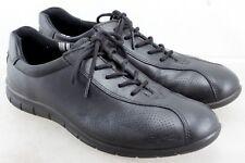 ECCO Women's Sneakers Shoe Size EUR 40 US 9 UK 6.5 Black