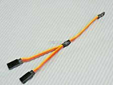 1/10 RC SERVO Y Harness Servo Splitter  Futaba Plugs