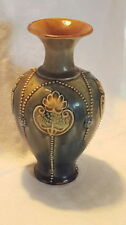 Unboxed Stoneware Date-Lined Ceramic Vases
