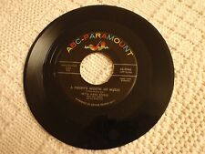 BETTE ANNE STEELE A PENNY'S WORTH OF MUSIC/IS THIS THE WAY ABC PARAMOUNT M-