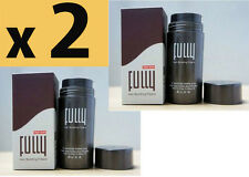 2 X FULLY HAIR Thickening Fibers 46 gr Hair Loss Concealer 18 COLORS AVAILABLE