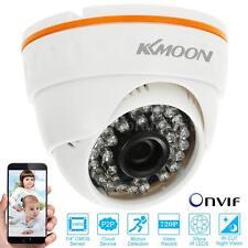 KKMOON HD 720P Dome Security Camera 1.0MP CCTV IP Camera Night Vision PnP M3E8