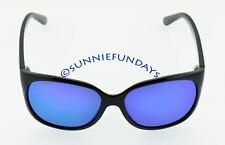 851c625167 REVO 4051 Grand Classic Blue Mirror Polarized Sunglasses Black Frames