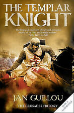 The Templar Knight by Jan Guillou (Paperback) New Book