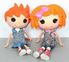 More details for lalaloopsy - ace fender bender boy & sunny side up girl - full size 12
