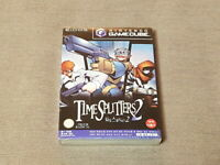 Nintendo Gamecube NGC Time Splitters 2 Game Korean Version Brand New Sealed Rare