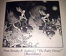1936 5 Years Of Children's Books Hc 1st Edition Fantastic Illus.