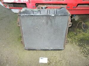 Ford Capri 2.8 injection. Radiator