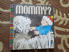 Mommy Sendak Yorinks Reinhart Hardcover Pop Up Book