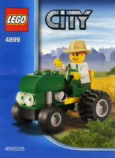 LEGO City #4899 - Tractor / Tracteur - Edition Limitée - Collector 2009 - NEW