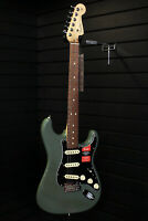 Fender American Professional Series Stratocaster Electric Guitar Antique Olive