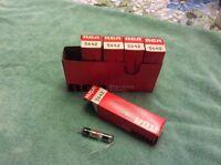 Vintage Electron Vacuum Radio Tube Lot Of 5 RCA 5642 Subminiature Rectifier NOS