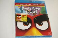 Angry Birds Toons TV Series Complete Season 1 Vol. 2 BluRay NEW!