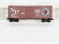 N Scale MTL Micro-Trains 22040 NP Northern Pacific 40' Standard Box Car #8289