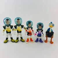 Disney Miles From Tomorrowland TTA Action FigureS Toys Lot Of Five