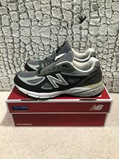 New Balance 990 Magnet Silver Mink Grey Made In USA M990XG4 Men's Size 10.5