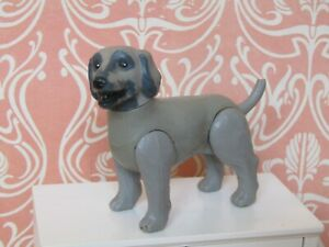 Vintage Barbie Doll Afghan Beauty's Puppy Dog 1980s