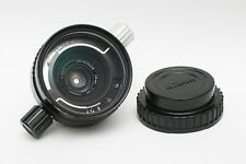 UW-Nikkor f/3.5 28mm underwater lens for Nikon Nikonos camera. Pressure tested.