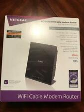 NETGEAR C6250 1600Mbps Gigabit Wireless Modem Router (C6250-100NAS) IN BOX