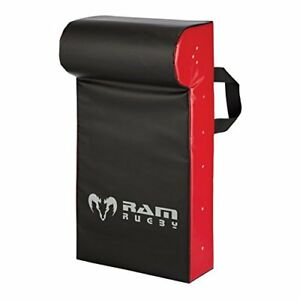 Rugby Hit Shield | Contact Pad - Ram Rugby | Single Wedge Rucking Tackle Shield