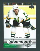 MIKE MODANO YOUNG GUNS LEGEND ROOKIE CARD RC