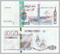 Algerien / Algeria 1000 Dinars 2018 unz.