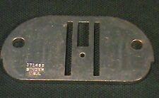 171468 Singer Touch & Sew Stylist Sewing Machine Straight Stitch Needle Plate