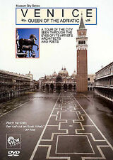 DVD:  MUSEUM CITY SERIES VENICE QUEEN OF THE ADRIATIC