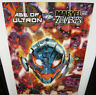 Age of Ultron VS Marvel Zombies Exclusive Large Promo Poster NEW MARVEL COMICS