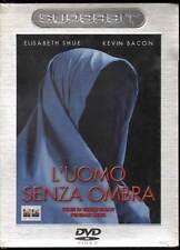 L'Uomo Senza Ombra DVD SUPERBIT Elisabeth Shue / Kevin Bacon Nuovo Sigillato