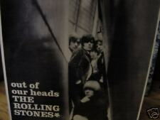 ROLLING STONES OUT OF HEADS 8 JAPAN REPLICA'S TO ORIGINAL OBI CD Sealed Box Set