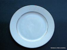 """LOVELACE by CROWN VICTORIA FINE CHINA ~ JAPAN ~ 6 1/2""""  BREAD & BUTTER PLATE"""