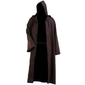 Knight Hooded Cloak Cosplay Robe Cape Party Costume Clothes Dress Prop New
