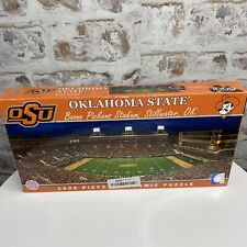 Oklahoma State Boone Pickens Stadium 1000 piece Puzzle