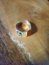 Bernstein Silber 925 Ring verschiedene Größen R0110 Sterlingsilber Schmuck Damen